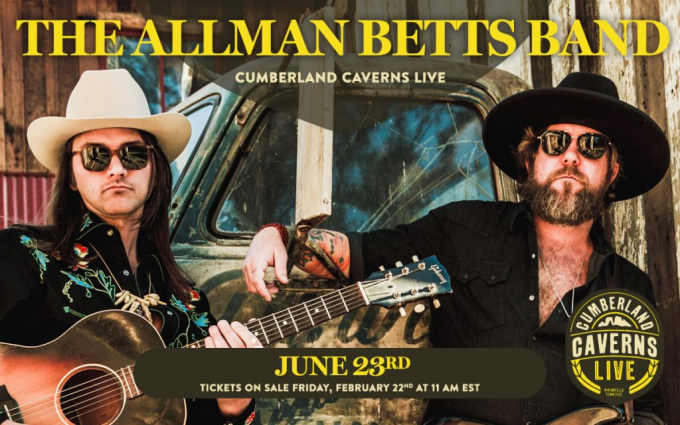 The Allman Betts Band at Orpheum Theatre
