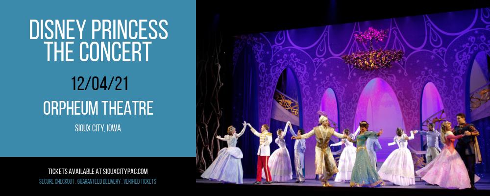 Disney Princess - The Concert at Orpheum Theatre