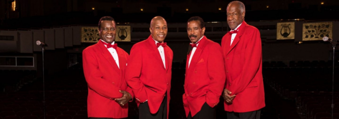 The Drifters, Cornell Gunter's Coasters & The Platters at Orpheum Theatre